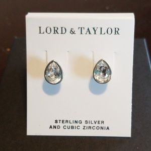 Givenchy Stud Earrings from Lord & Taylor